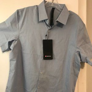 NWT Down to the Wire Slim Fit Short Sleeve
